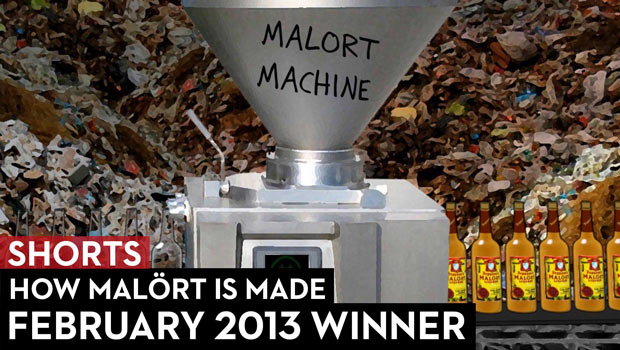 Second City Shorts Winner 2/13: How Malort is Made