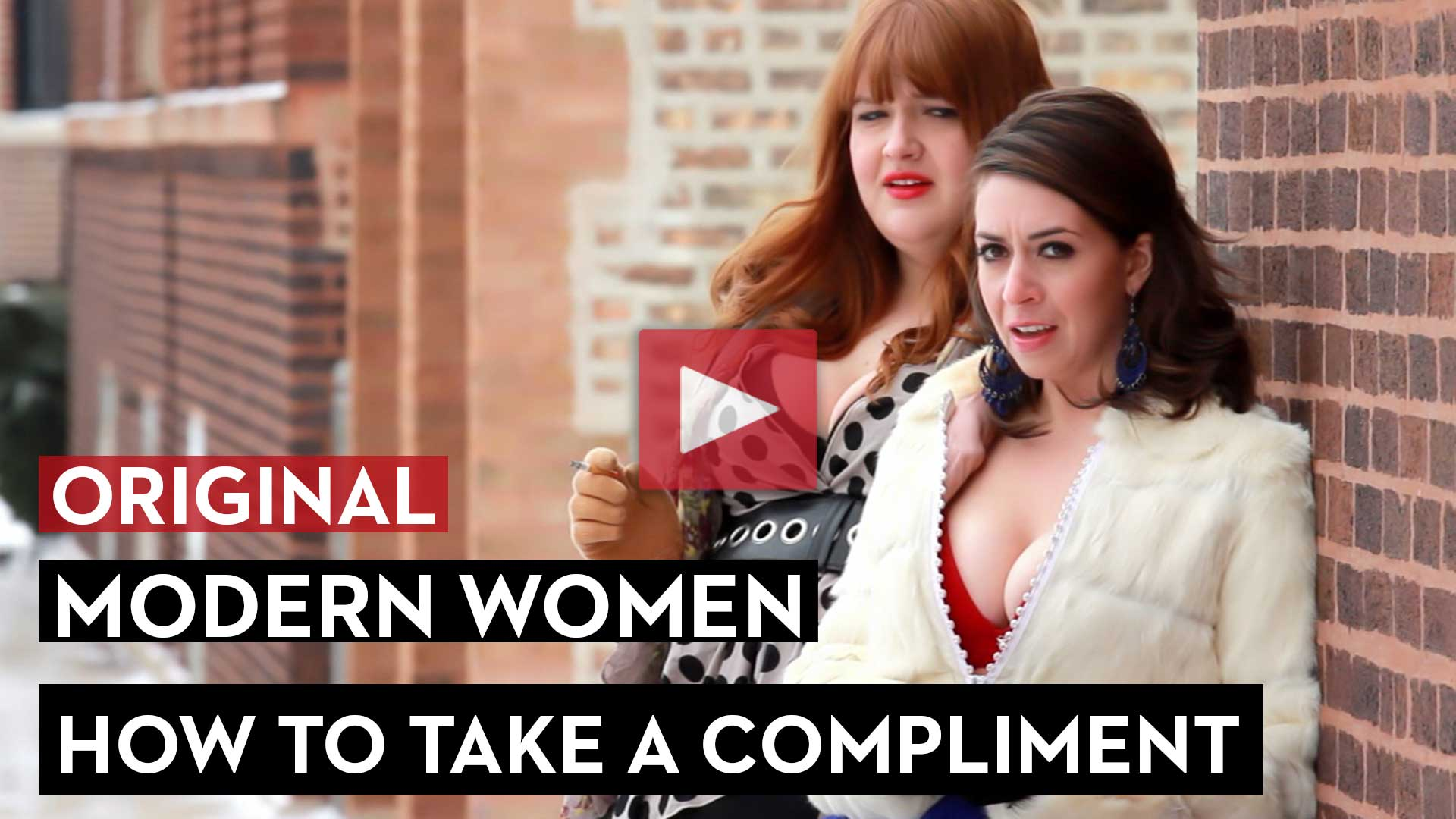 How to Take A Compliment – Modern Women Episode 7