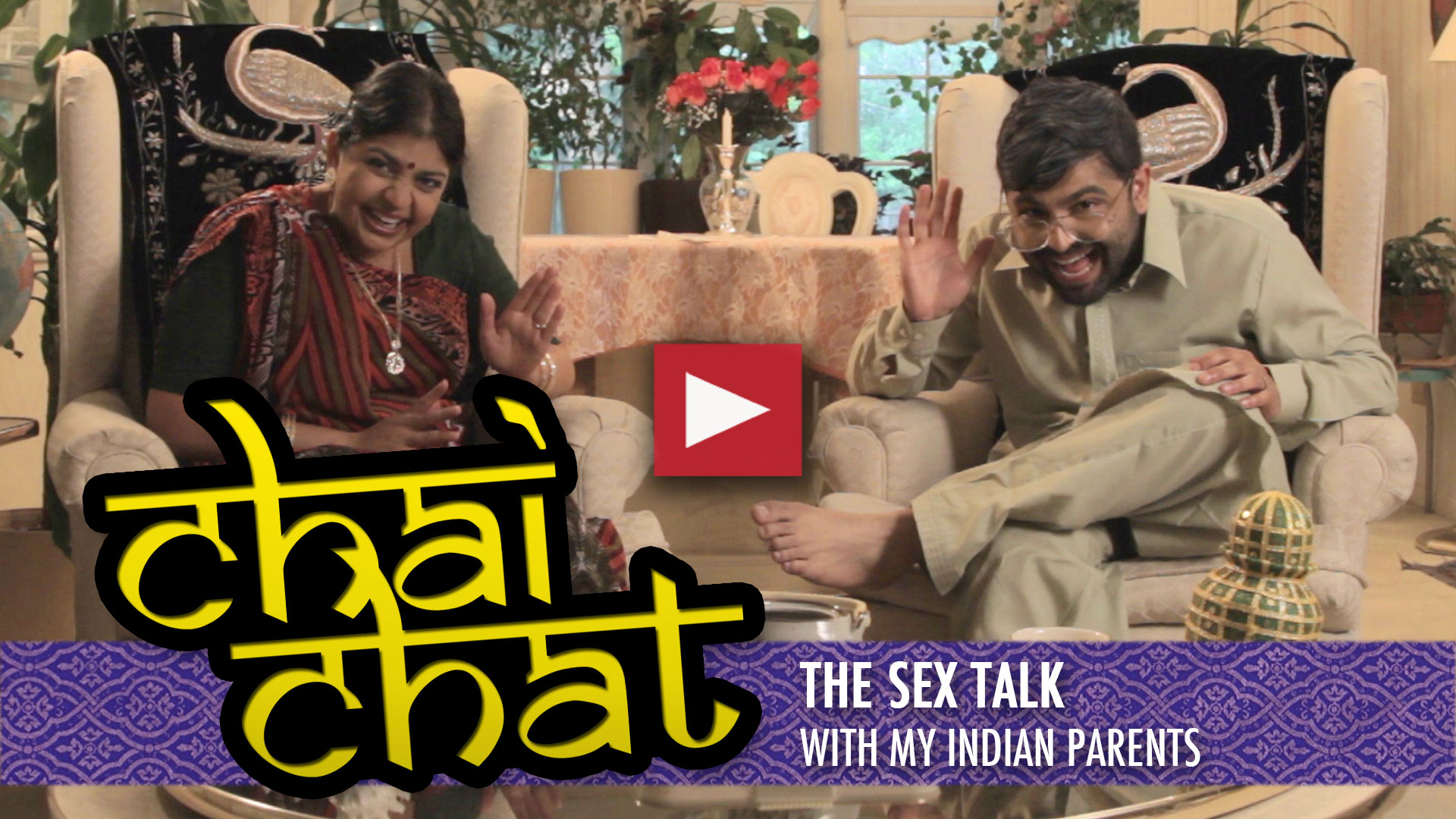 Chai Chat – The Sex Talk with My Indian Parents