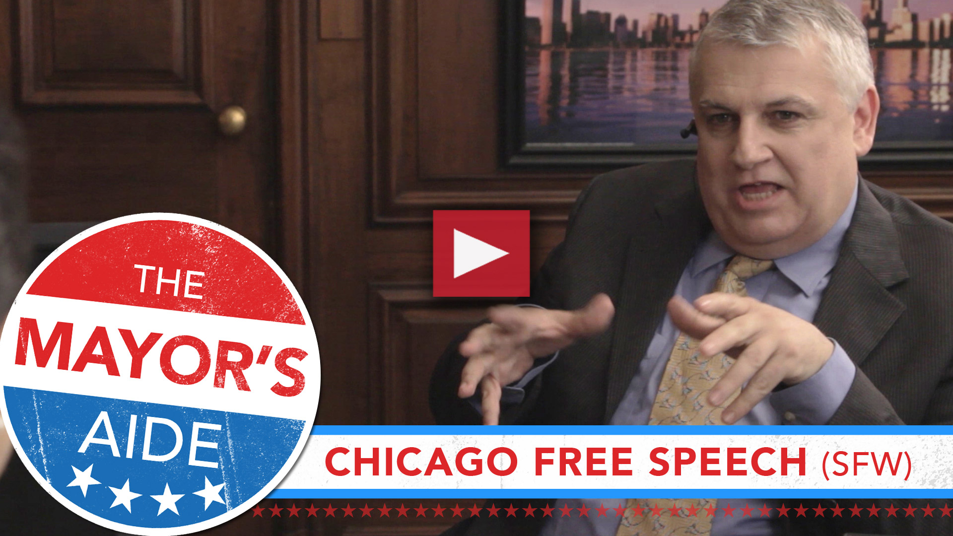 The Mayor's Aide – Chicago Free Speech (Safe for Work)