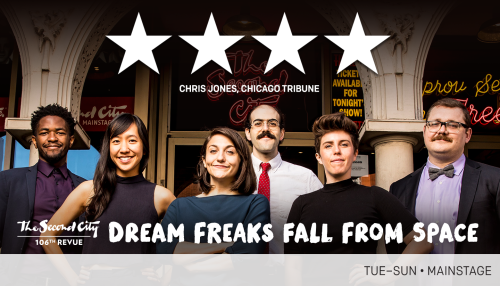 Dream Freaks Fall From Space