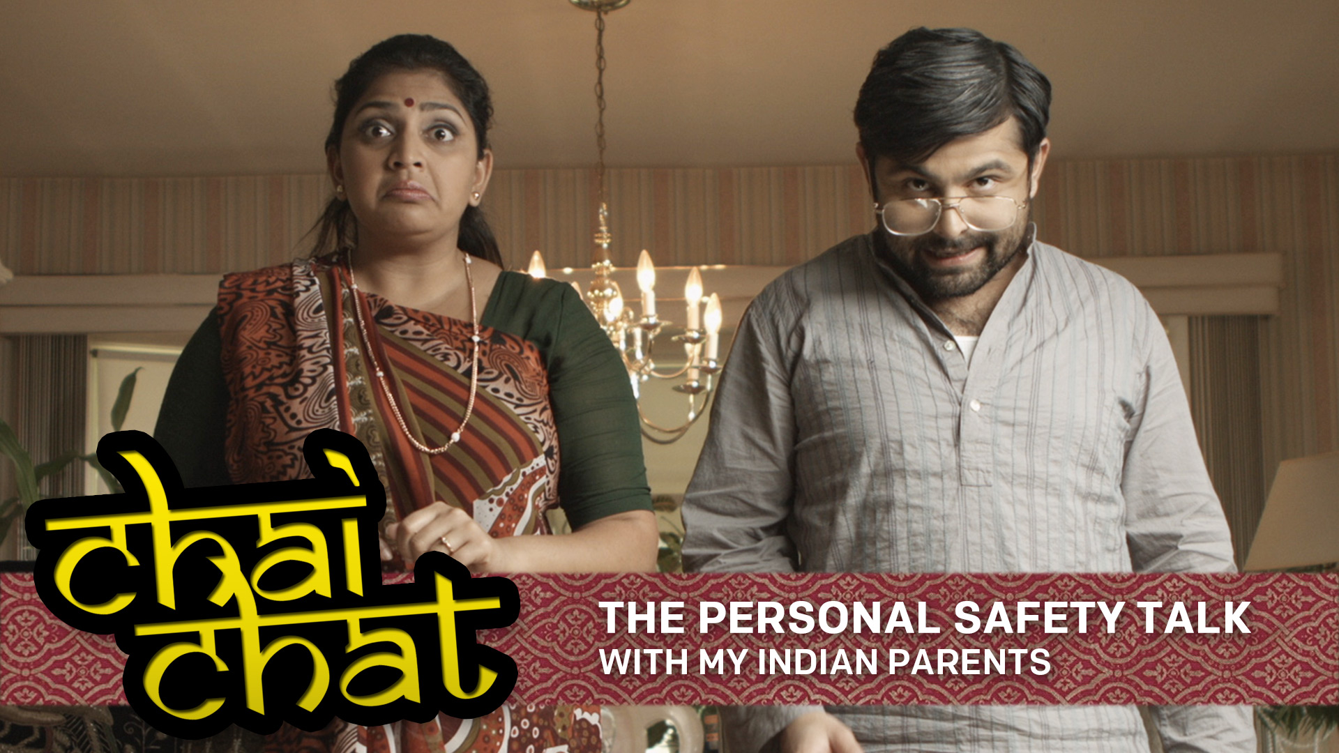 Chai Chat: The Personal Safety Talk – With My Indian Parents