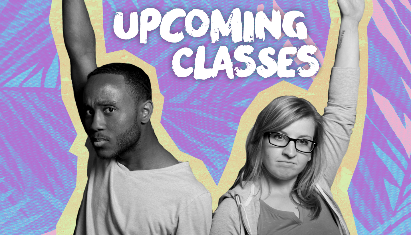 Upcoming Classes The Second City