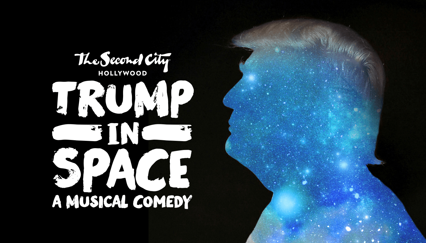 Trump In Space – The Musical