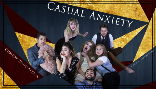 Casual Anxiety: Comedy Panic Attack
