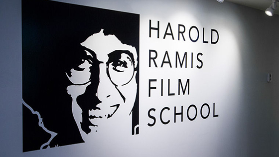 The Harold Ramis Film School makes history and celebrates its grand opening, becoming the world's first film school dedicated to comedy.
