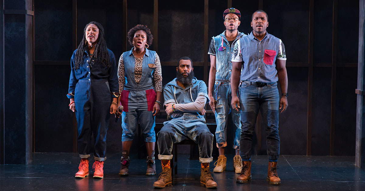 'Nothing to Lose (But Our Chains)' Opens To Rave Reviews In D.C.