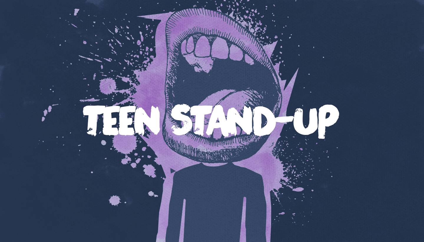 Teen Stand-Up Camp