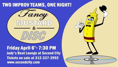 Fancy Mustard & DISC