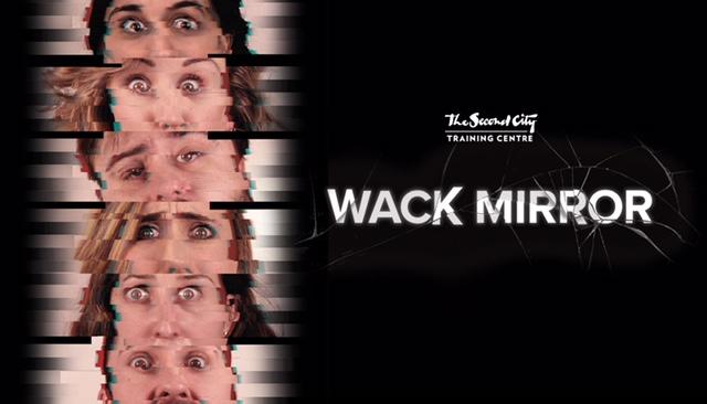 Wack Mirror (A Writing Grad Show)