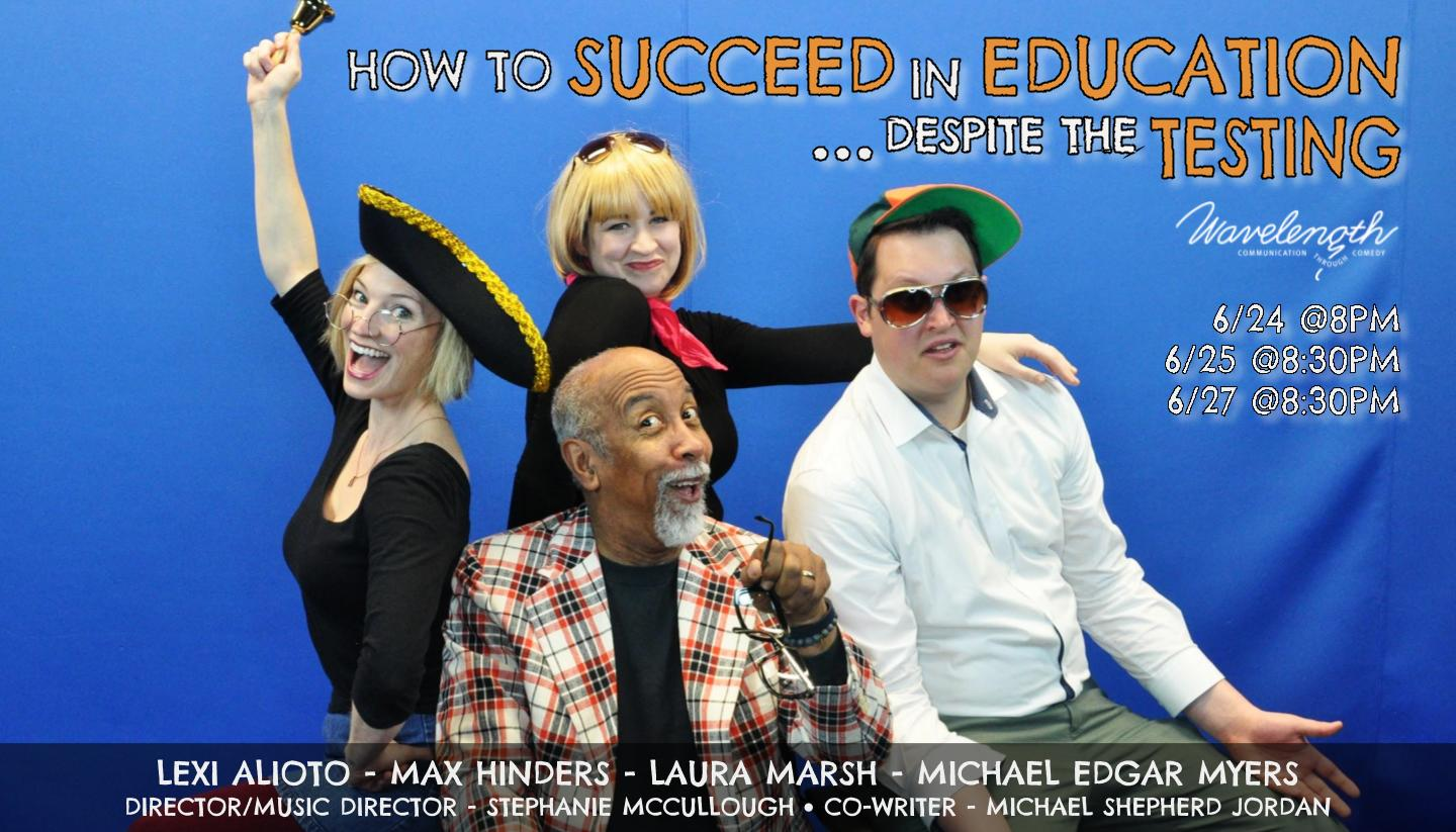 How to Succeed in Education...Despite the Testing!