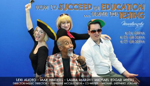 How to Succeed in Education…Despite the Testing!