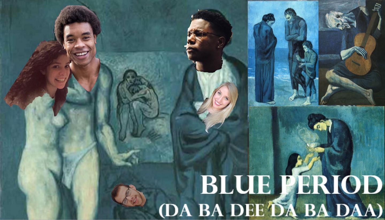 Blue Period (da ba dee da ba daa)