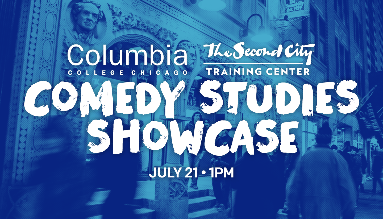 The Comedy Studies Showcase