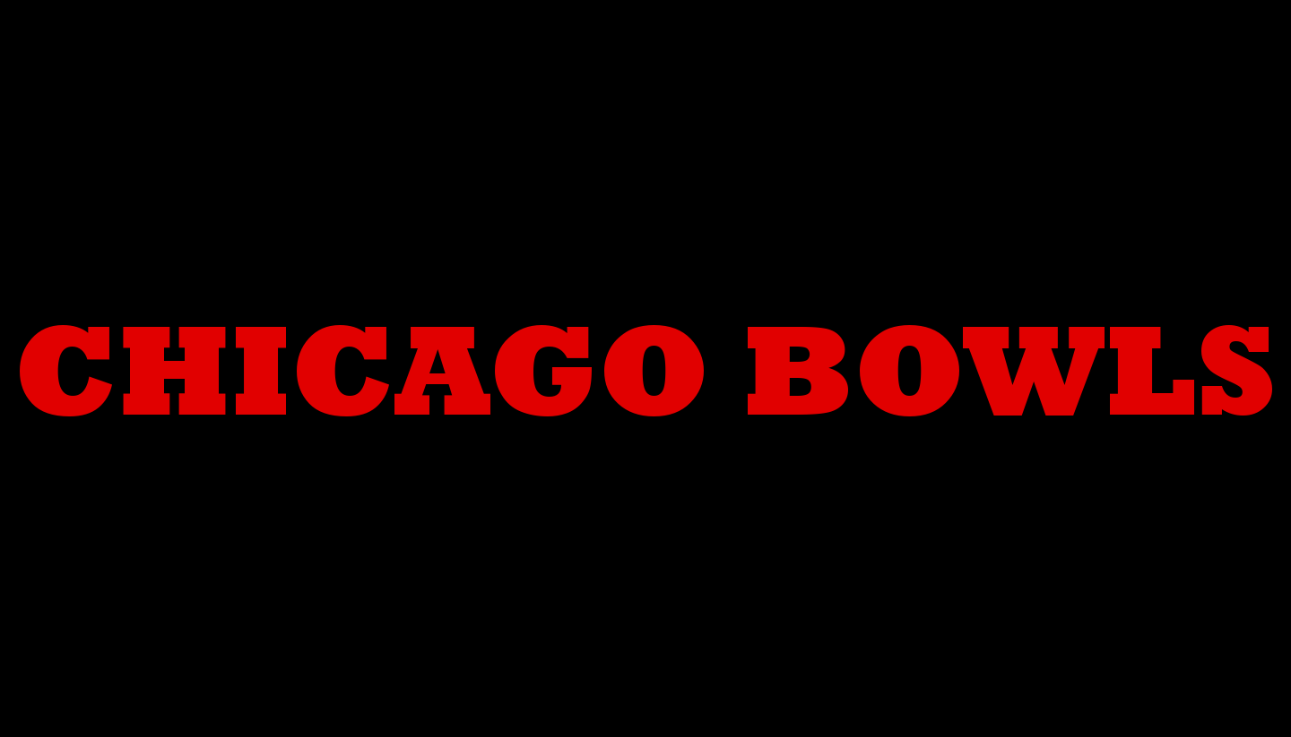 Chicago Bowls