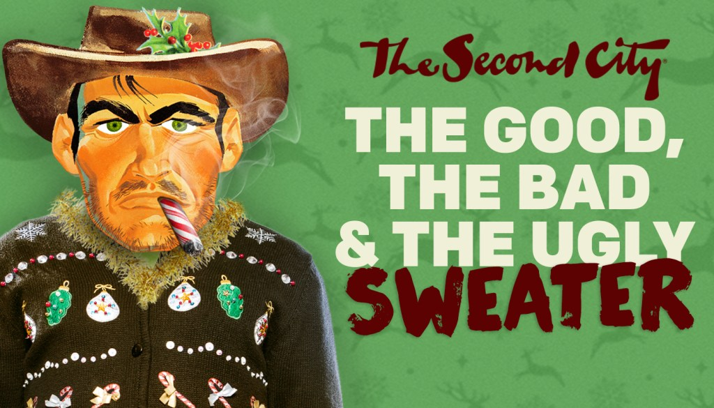 The Good, The Bad & The Ugly Sweater