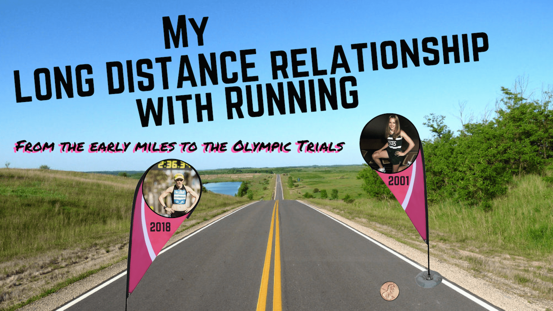 My Long Distance Relationship with Running