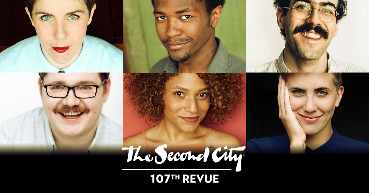 Announcing The Second City's 107th Mainstage Revue