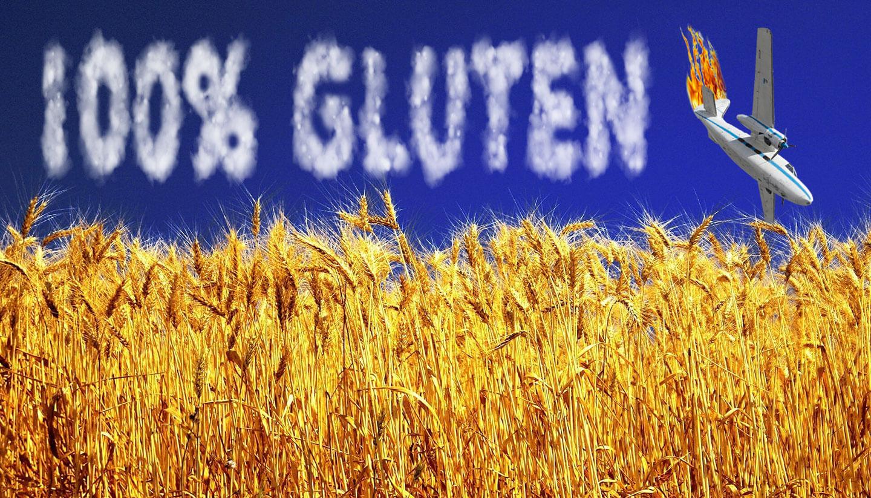 100% Gluten