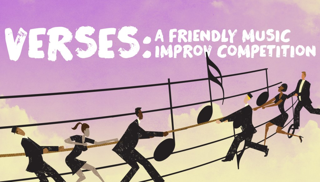 Verses: A Friendly Music Improv Competition