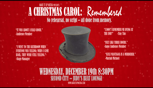 A Christmas Carol: Remembered