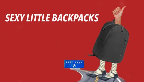 Sexy Little Backpacks