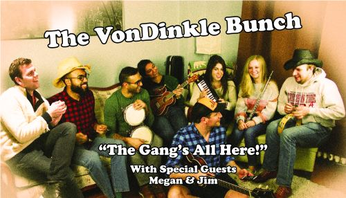 The VonDinkle Bunch