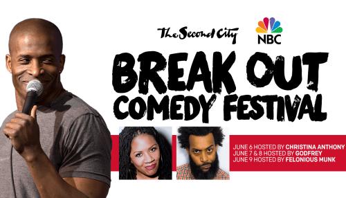 Break Out Comedy Festival 2019