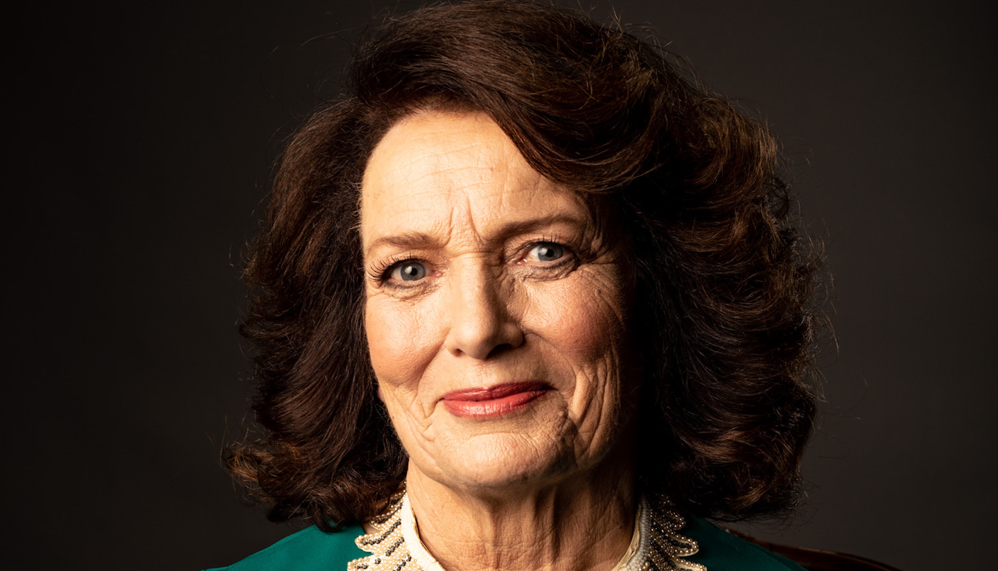 Margaret Trudeau Is Coming to Audible