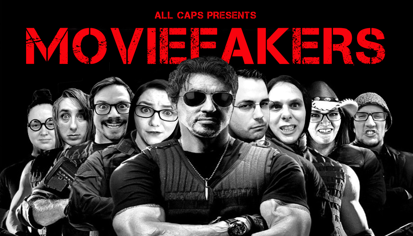 All Caps Presents: Moviefakers