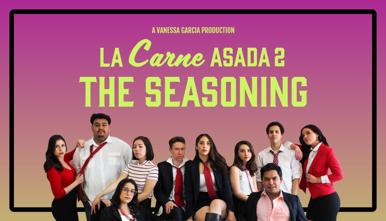 La Carne Asada # 2: The Seasoning