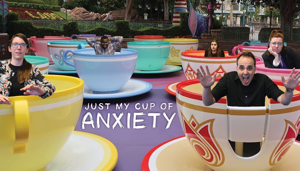 Just My Cup Of Anxiety