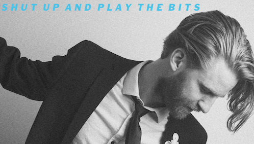 SHUT UP AND PLAY THE BITS: a one man show by griffin griggs