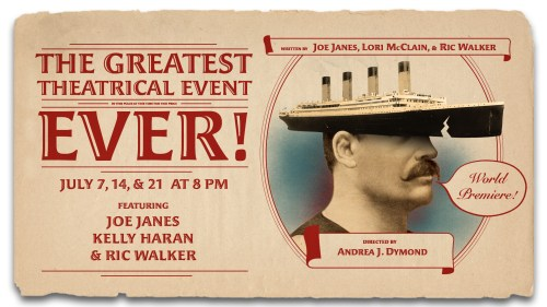 The Greatest Theatrical Event….EVER!