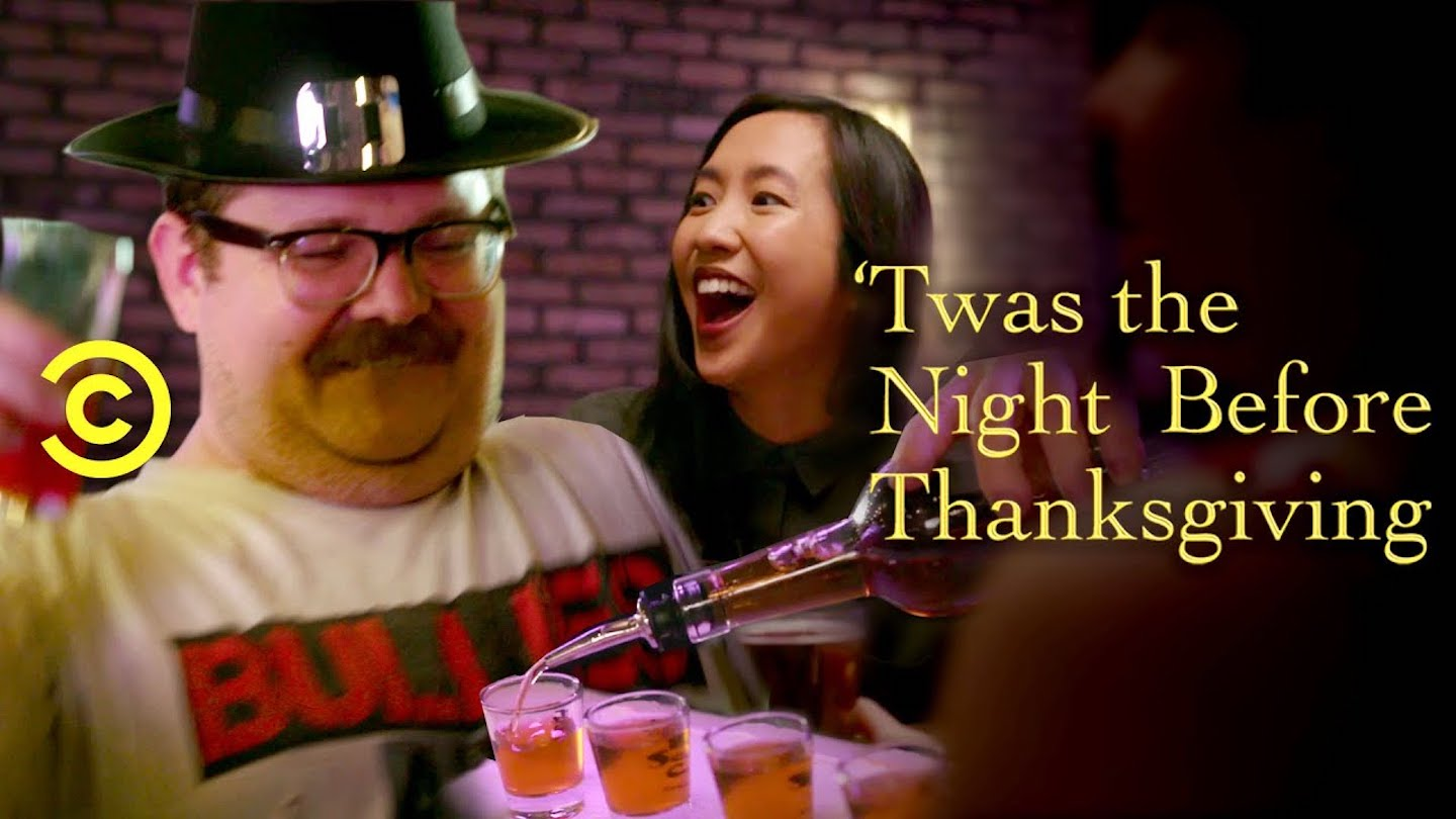Watch The Second City Go Home for Thanksgiving with Comedy Central