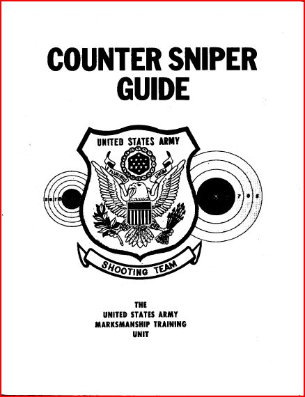Second Continental Army » Counter Sniper Guide cover