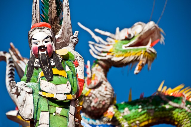 Temple decoration, Lukang - places to visit in taiwan in December