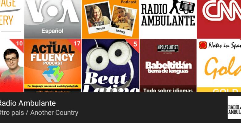 Best free Spanish podcasts