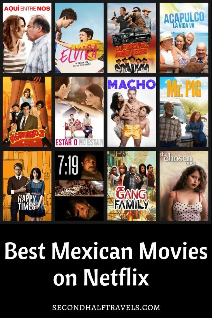 Best Mexican Movies on Netflix for Spanish Learners
