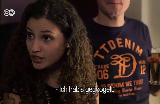 Deutsche Welle's Jojo sucht das Glück - Advanced German