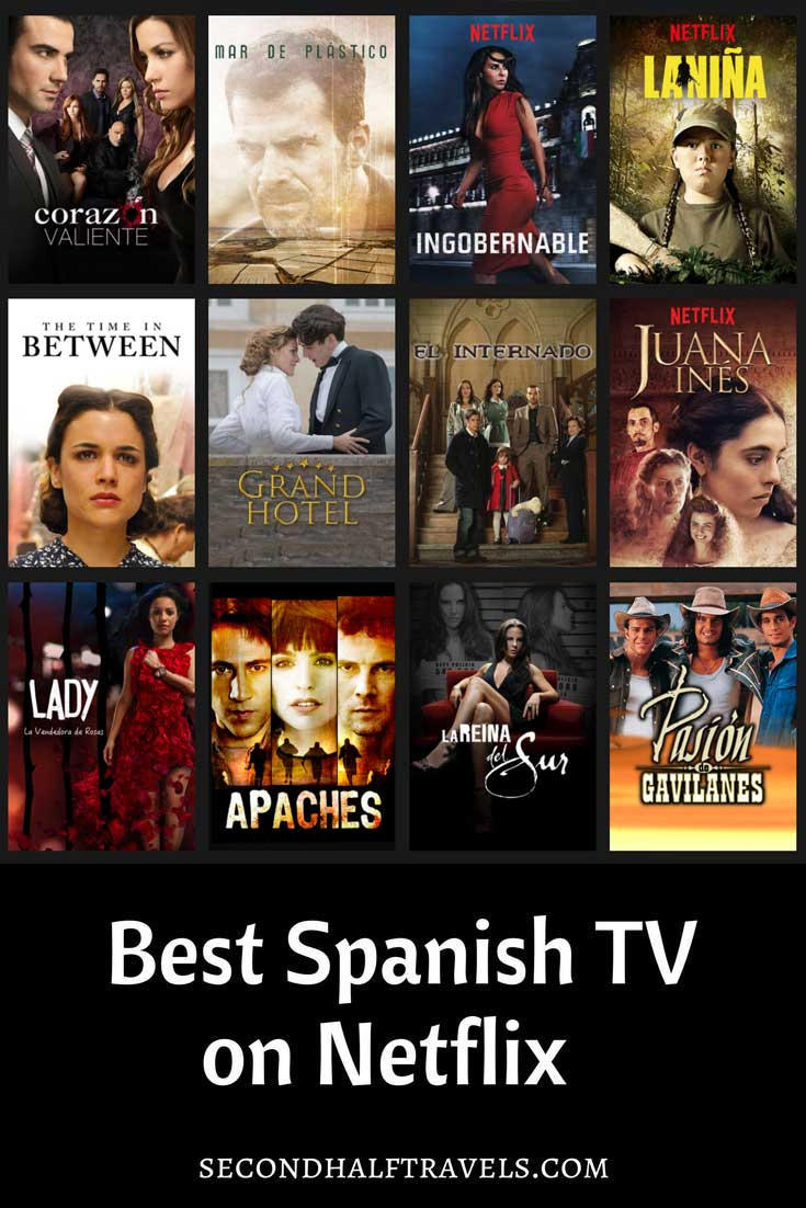 Best Spanish TV Shows on Netflix for Spanish Learners