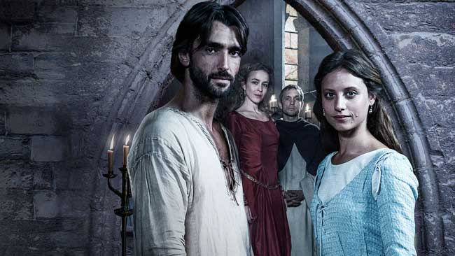 La Catedral del Mar (Cathedral of the Sea) - Spanish TV show on Netflix