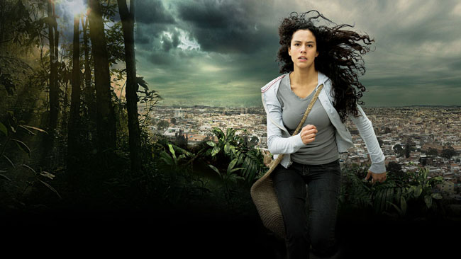 "Captivating Colombian novela ""La Niña"""