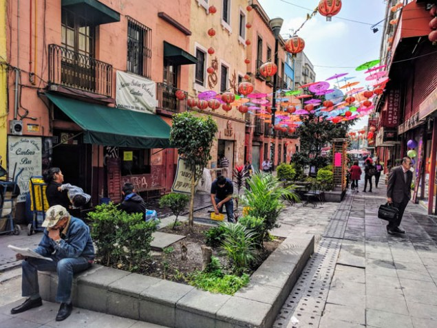 Chinatown, Mexico City