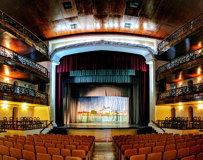 Teatro Netzahualcoyotl, Tlacotalpan, Veracruz