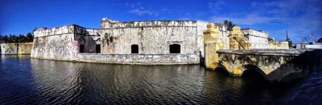 San Juan de Ulúa. This former fortress and prison has a harrowing past.