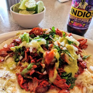 Gringa taco, Puebla