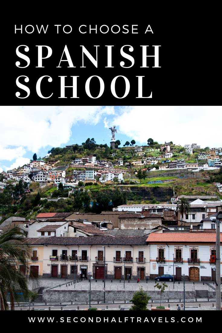 Choosing the Best Spanish-Language School