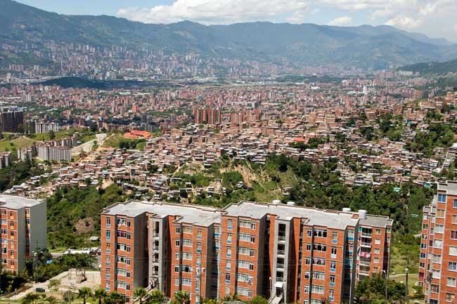 Medellin, Colombia - Spanish language course