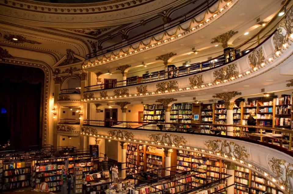El Ateneo Grand Splendid – Buenos Aires, Argentina